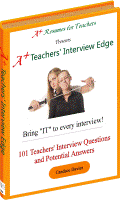 A+ Teachers' Interview Edge