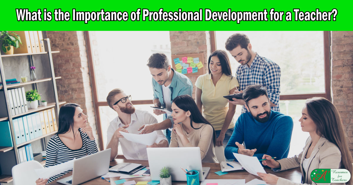 pro-development-teacher-f Teaching Experience On Curriculum Vitae on formato de, high school, ejemplos de, what is, resume or,