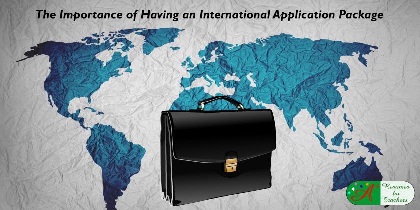 The Importance of Having an International Application Package