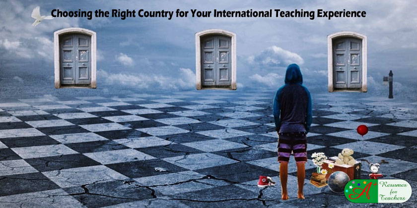 Choosing the Right Country for Your International Teaching Experience