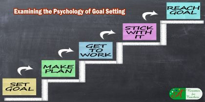 Examining the Psychology of Goal Setting