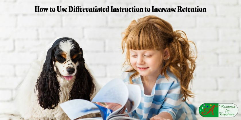 How to Use Differentiated Instruction to Increase Retention
