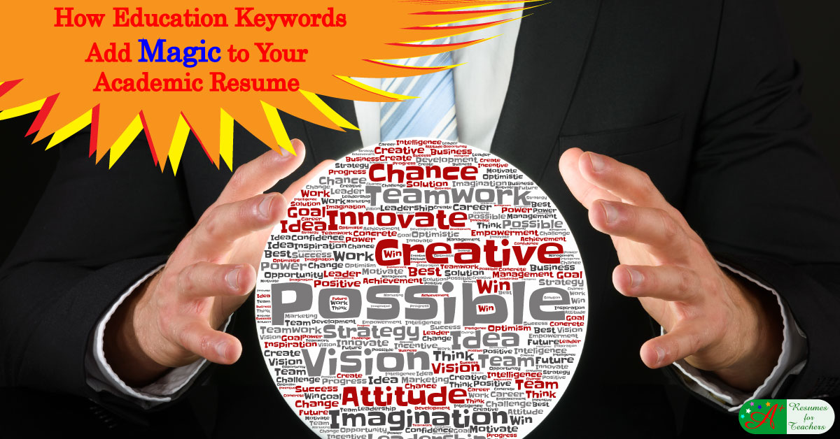 How To Use Education Keywords To Add Magic To Your