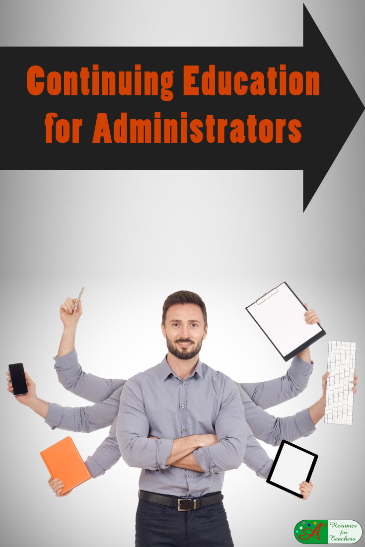 continuing education for administrators