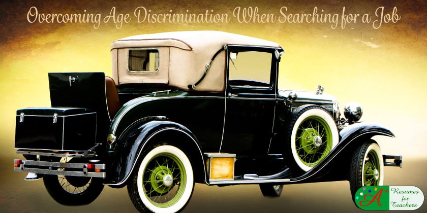 Overcoming Age Discrimination When Searching for a Job