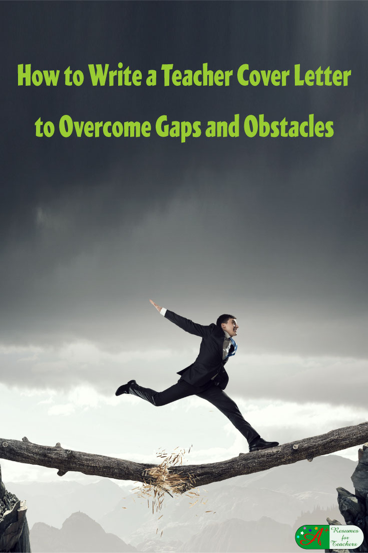 How To Write A Teacher Cover Letter To Overcome Obstacles