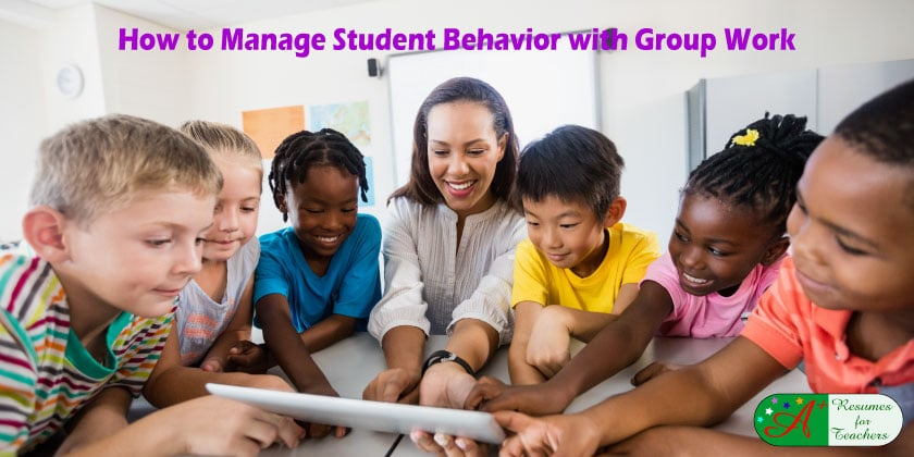 How to Manage Student Behavior with Group Work