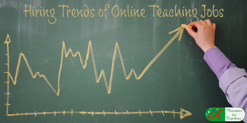 hiring trends of online teaching jobs