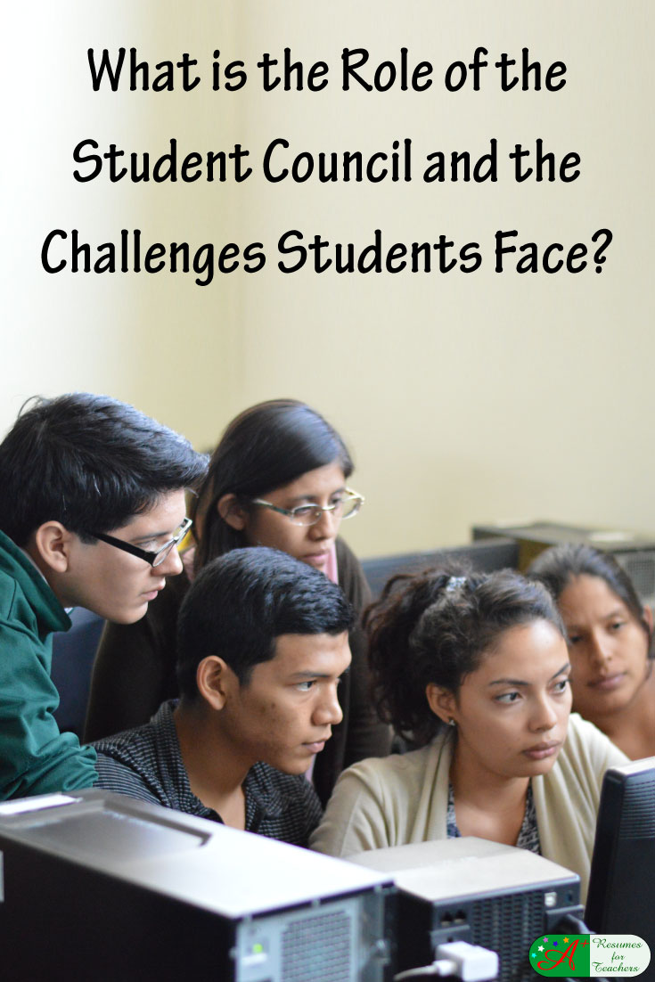 what is the role of the student council and challenges