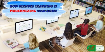 how blended learning is modernizing education