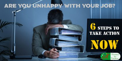 are you unhappy with your job 6 steps to take action now