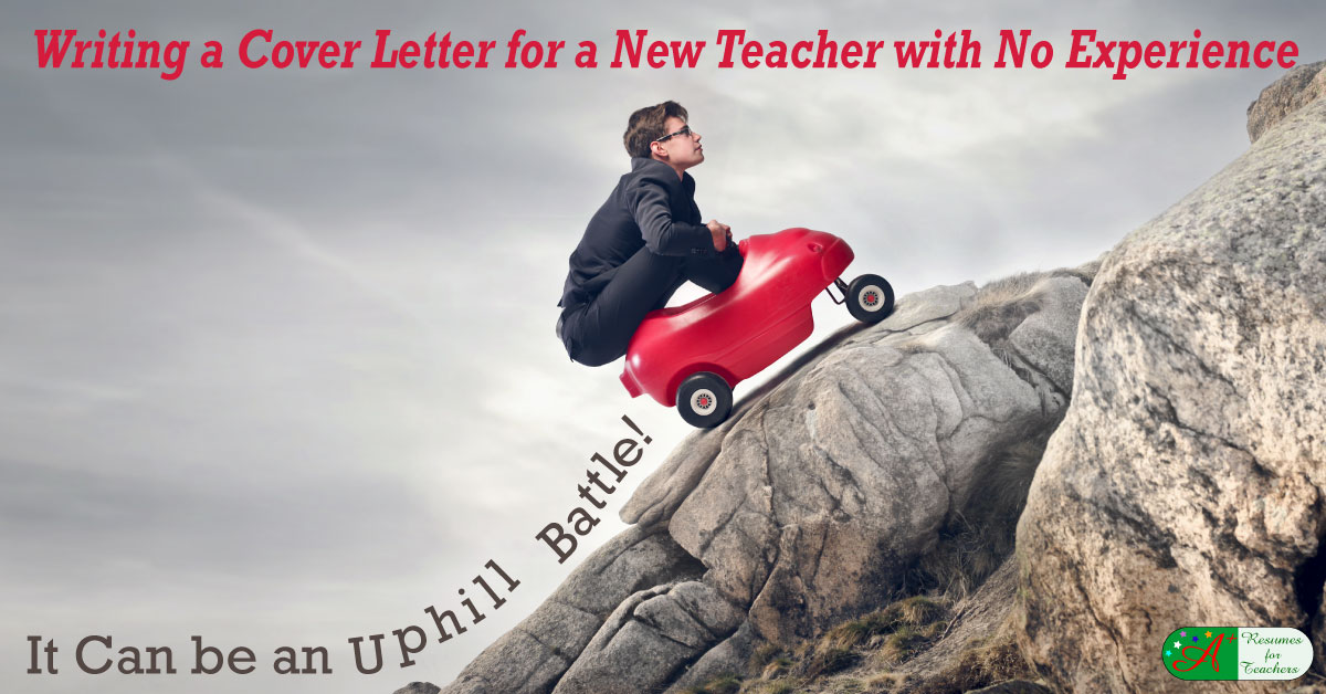 teaching cover letter for new teachers