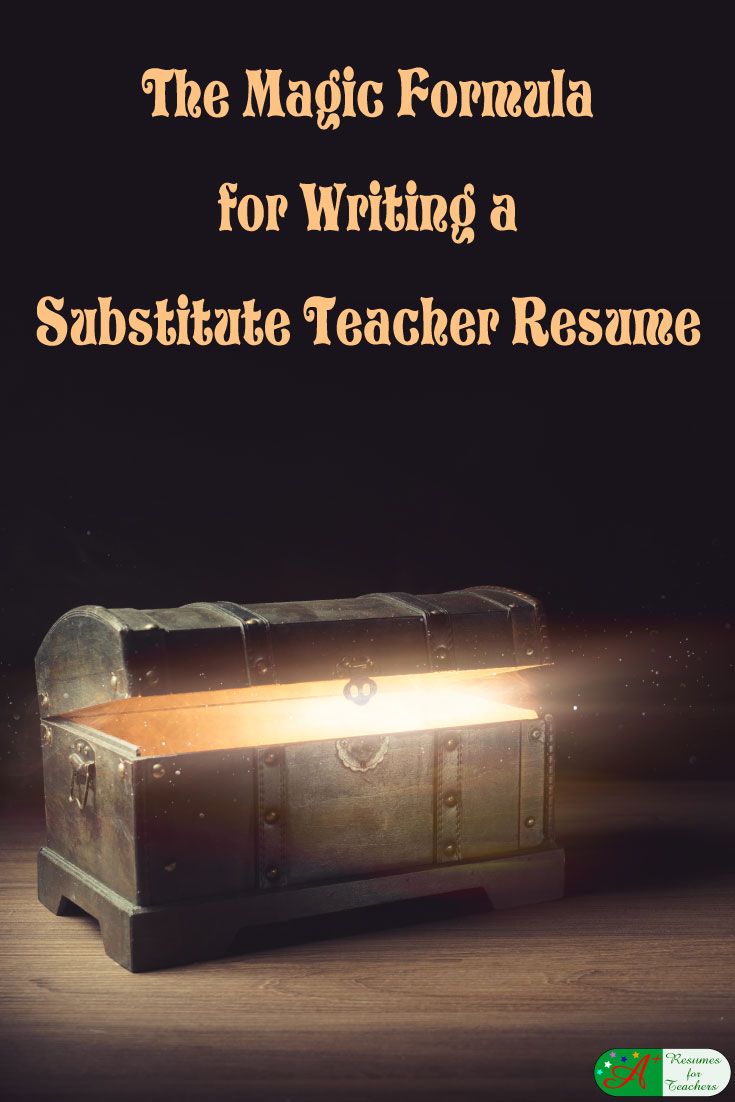 Pin62 substitute teacher resume pjpg
