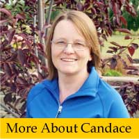 About Candace Alstad-Davies