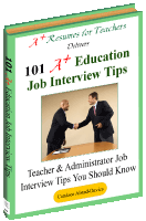 /Education Job Interview Tips