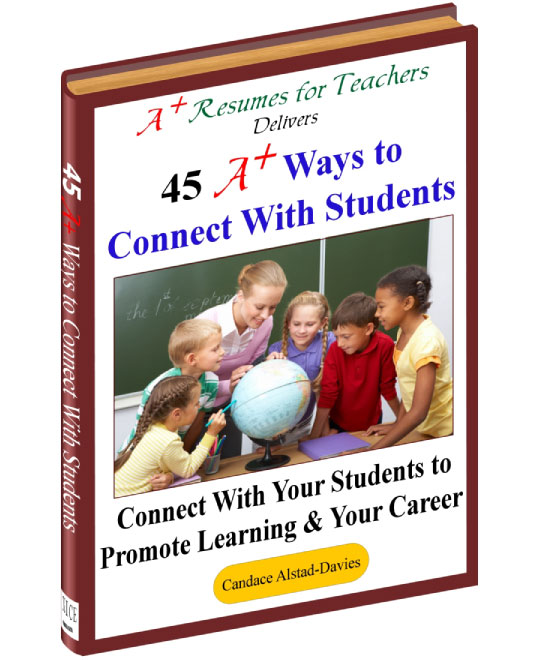 45 A+ Ways to Connect With Students ebook