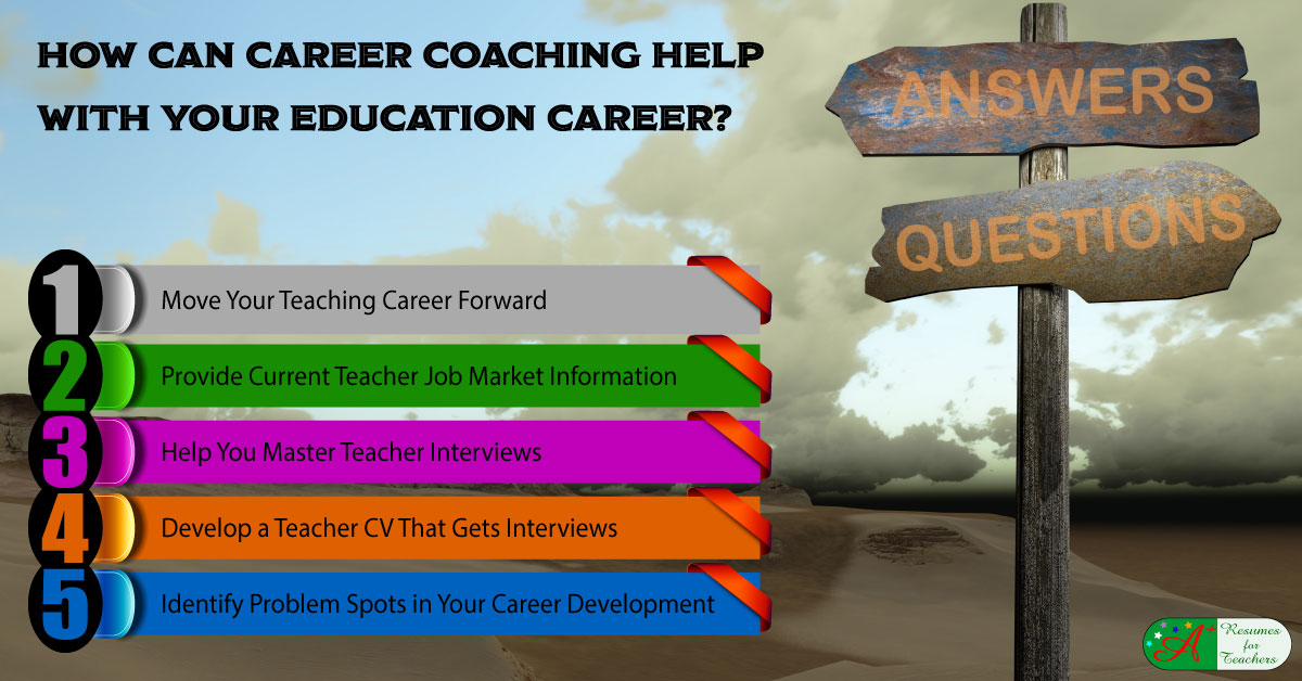 How Can Career Coaching Help With Your Education Career