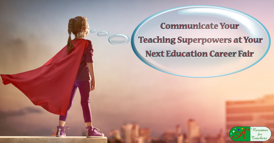 Communicate Your Teaching Superpowers
