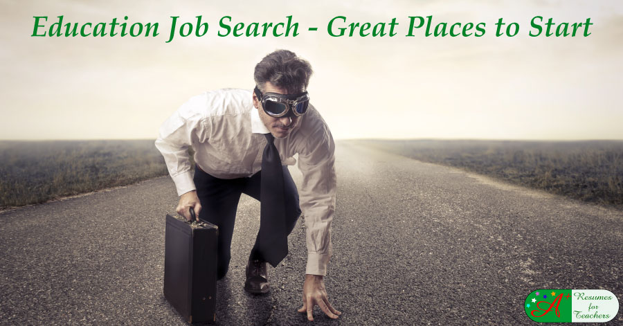 Great Places to Start Looking for Your Next Teaching Job