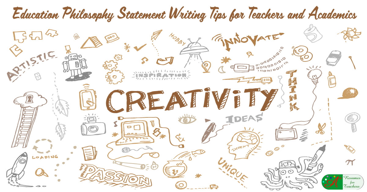educational philosophy statement writing tips for academics