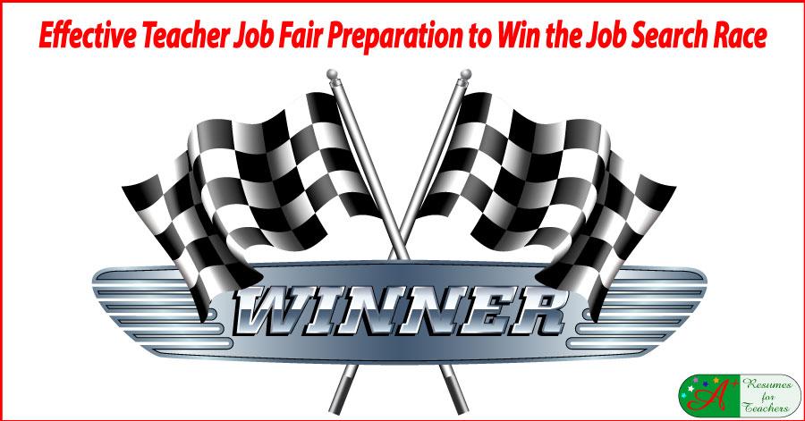 Win the Job Search Race