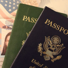 Passport required to teach overseas