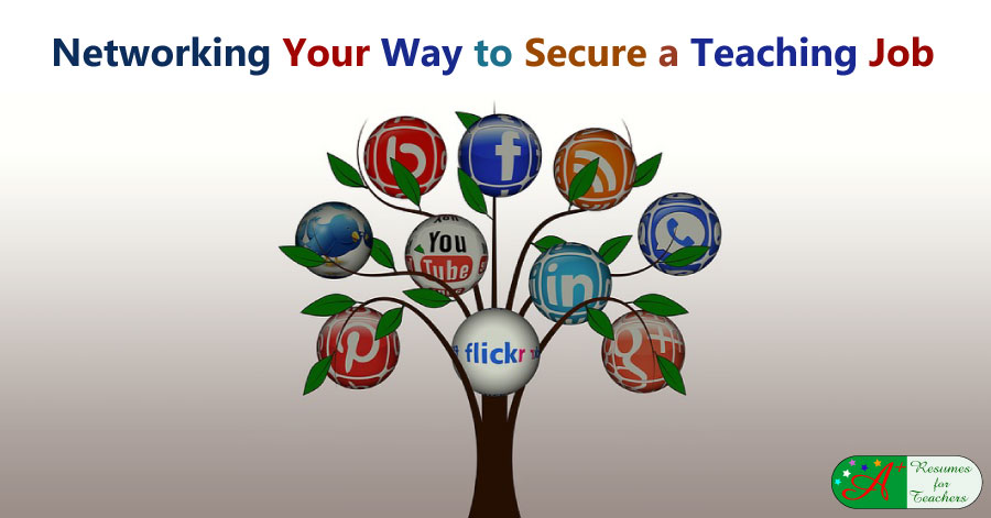 Networking Your Way to Secure a Teaching Job