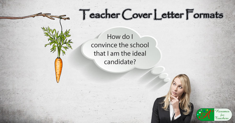 Teacher thinking of how to convince the school she is an ideal candidate