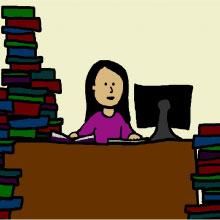 Teacher researching school district for job