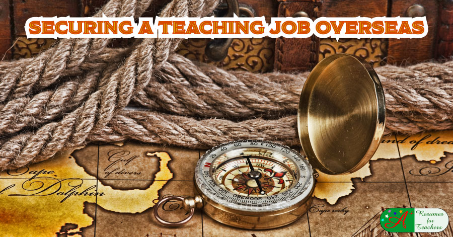 Securing a Teaching Job Overseas