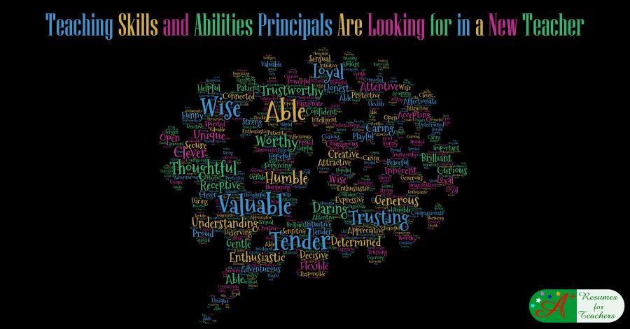 Teaching Skills and Abilities Principals Are Looking for in a New Teacher