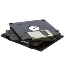 three and half inch floppy drive
