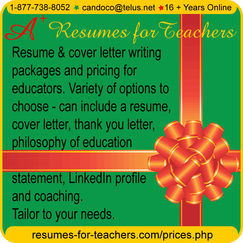 Resume prices