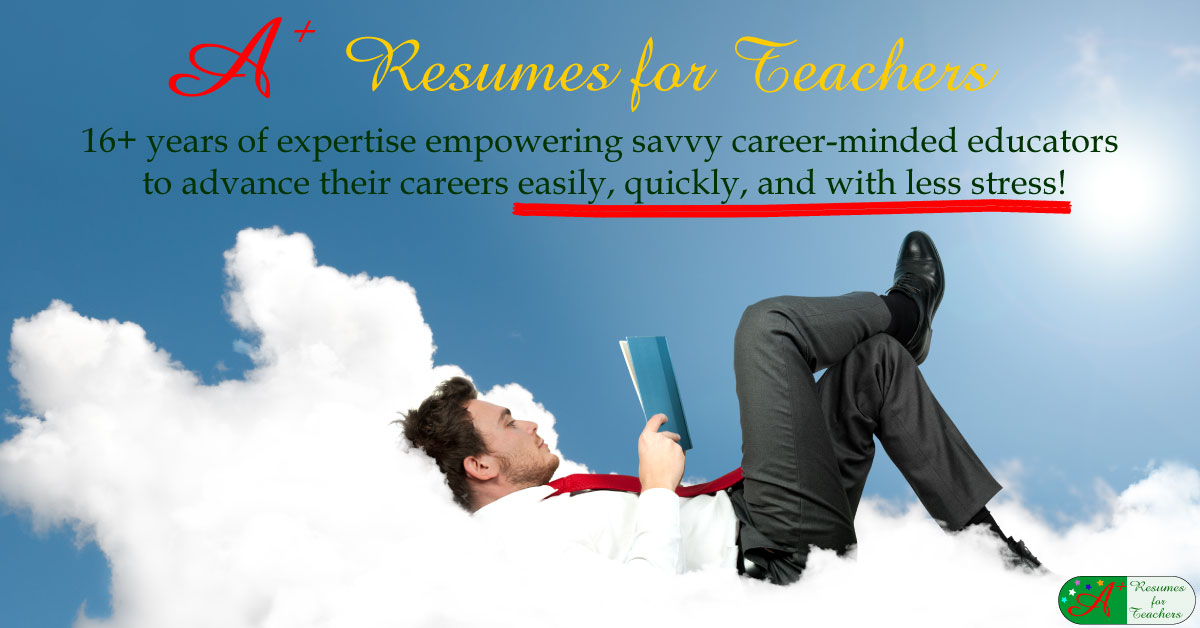 Are your teacher resume and cover