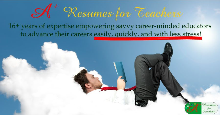 A+ Resumes for Teachers Home Page
